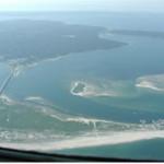 Hampton Bays Aerial View