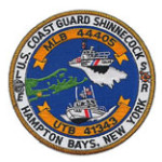 Hampton Bays Coast Guard Patch