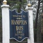 Hampton Bays Sign